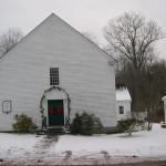Emmanuel Church at Christmas