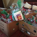 Helping Hands Christmas Bags 2015